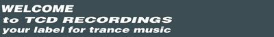Welcome to Trance Culture Digital Recordings - Your label for trance music.